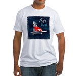 Kohaku Koi Fitted T-Shirt