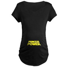 Princess Power Maternity T-Shirt
