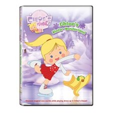 Chloe's Closet - Chloe's Winter Wonderland DVD