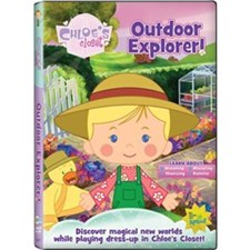 Chloe's Closet - Outdoor Explorer DVD