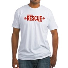 Animal Rescue Team Red T-Shirt