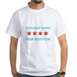 Chicago Runs for Boston T-Shirt