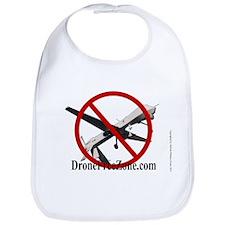 No Drones 2 Bib