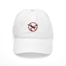 No Drones 2 Baseball Cap