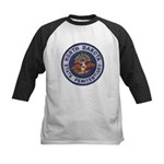 North Dakota Prison Kids Baseball Jersey