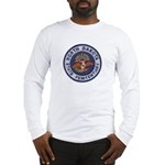 North Dakota Prison Long Sleeve T-Shirt
