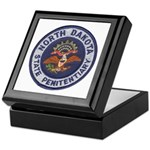North Dakota Prison Keepsake Box