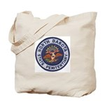 North Dakota Prison Tote Bag