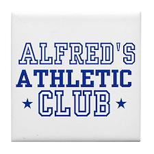Alfred Tile Coaster