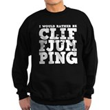 'Cliff Jumping' Sweatshirt