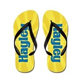Hayley Sunburst Flip Flops