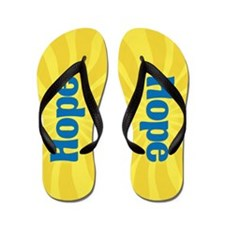 Hope Sunburst Flip Flops