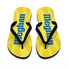 Meghan Sunburst Flip Flops