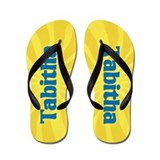 Tabitha Sunburst Flip Flops