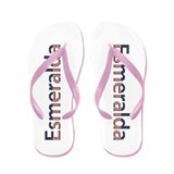 Esmeralda Stars and Stripes Flip Flops