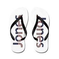 Jones Stars and Stripes Flip Flops