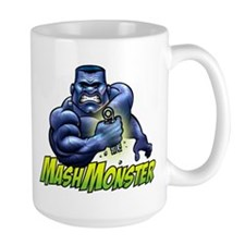Cute Monster Mug