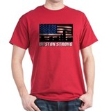 Boston Strong T-Shirt (Bold Colors)