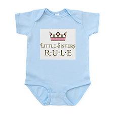 Little Sisters Rule Body Suit