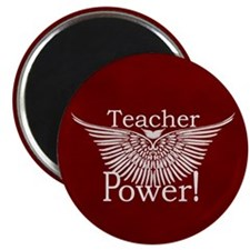 Teacher Power! Magnet