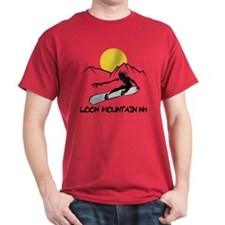 Loon Mountain Snowboarding T-Shirt