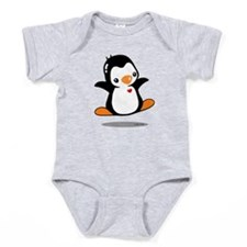 Penguin Baby Bodysuit