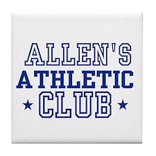 Allen Tile Coaster