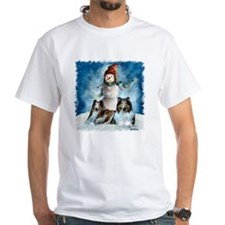 Rough Collie Christmas Gifts Shirt