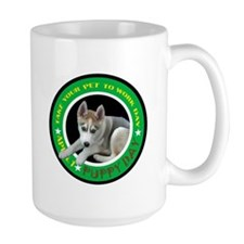 TAKE YOUR PUPPY TO WORK DAY Mug
