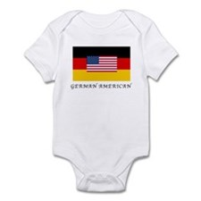 GERMAN AMERICAN Infant Bodysuit