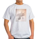 Gardener's Wheelbarrow T-Shirt