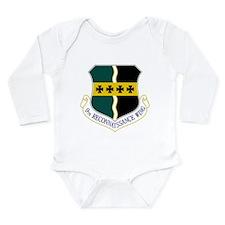 9th RW Long Sleeve Infant Bodysuit