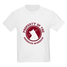 American Wirehair Kids T-Shirt
