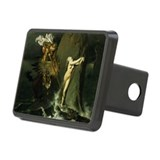 ca, 1819 (oil on canvas) - Rectangular Hitch Cover