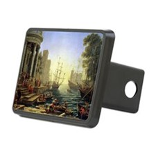 tion of St. Ursula (oil on canvas) - Hitch Cover