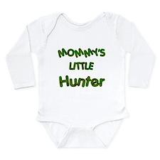 Mommy's little Hunter Body Suit
