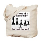 Chessmen Tote Bag