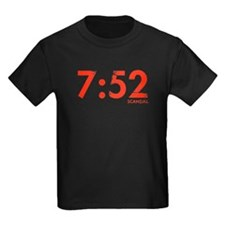 Seven Fifty Two Kids Dark T-Shirt