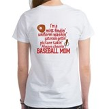 BASEBALL MOM - Tee