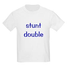 Stunt double Kids T-Shirt