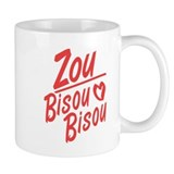 Zou Bisou Bisou Coffee Mug