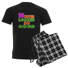 90 Birthday Designs Pajamas