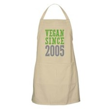 Vegan Since 2005 Apron