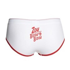 Zou Bisou Bisou Women's Boy Brief