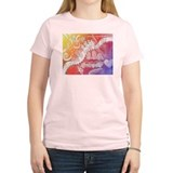 The Sisters. Live What You Love doodle T-Shirt