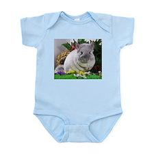 Lovely white chinchilla Infant Bodysuit