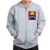 HPCUU Mountains Quilt Zip Hoody