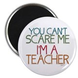 "Teacher appreciation 2.25"" Round Magnet (10 pack)"