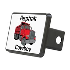 Asphalt Cowboy Hitch Cover
