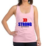 Be Strong 2 Racerback Tank Top